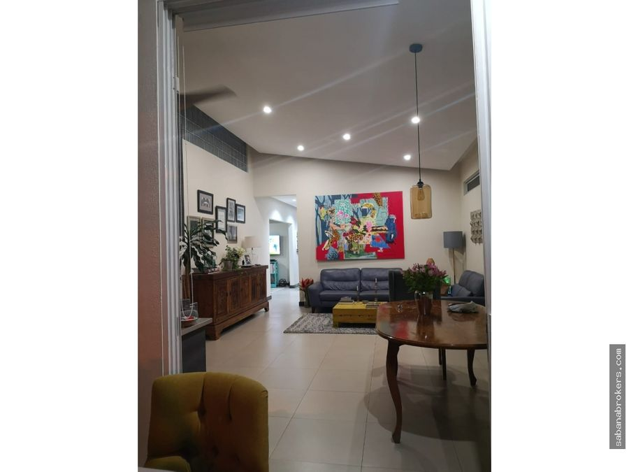 condominio via fontana casa moderna en venta