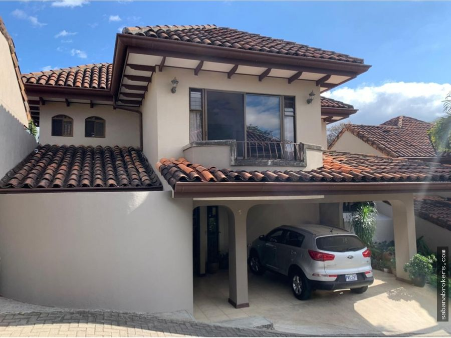casa guachipelin 3 habitaciones