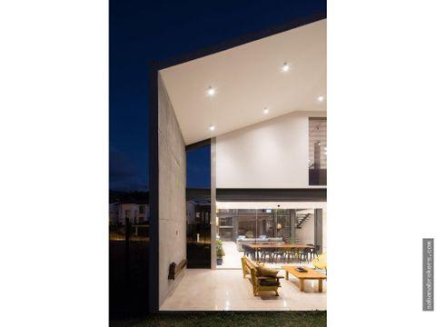 contemporary modern house by award winning architect