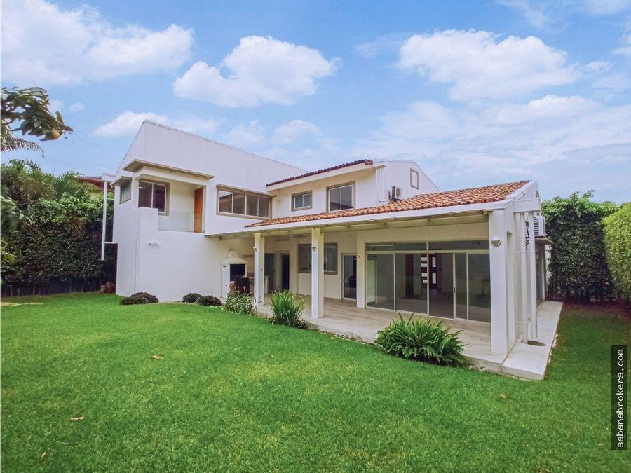 casa 4 habitaciones hacienda del sol