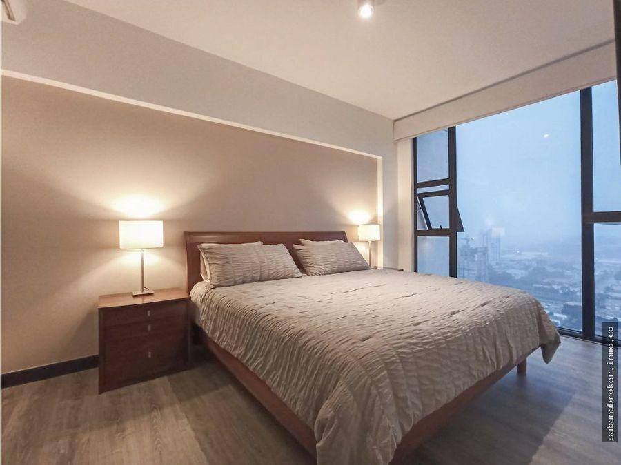 piso 20 vista sabana