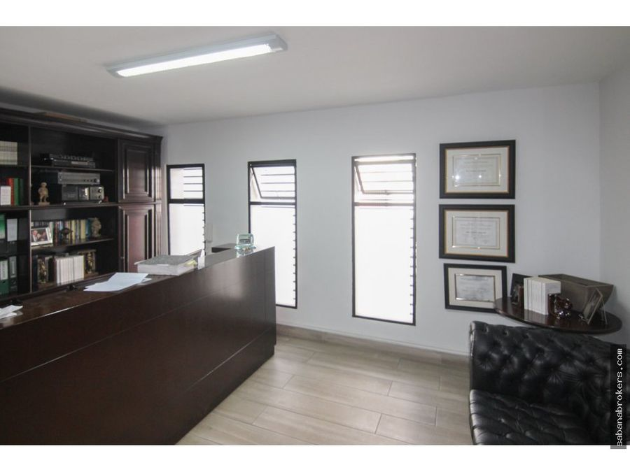 oficina en segundo piso ideal para empresa pequena