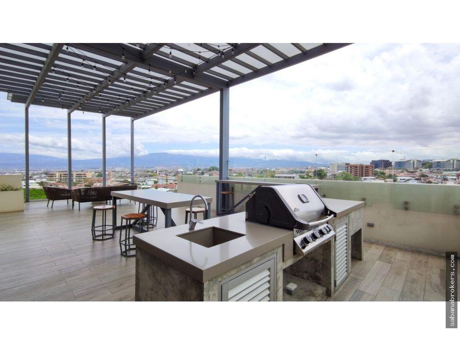 duplex rooftop escazu