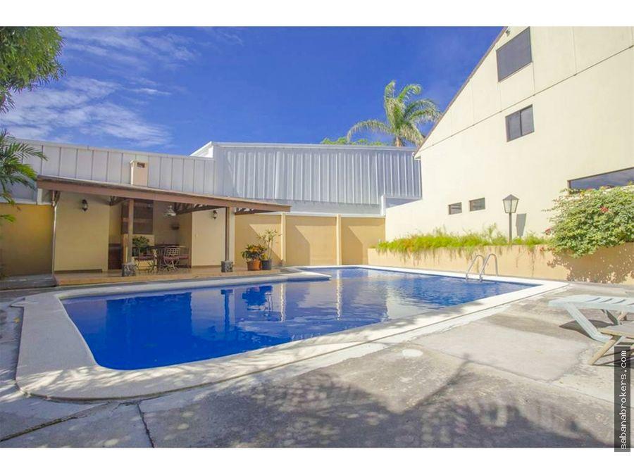 casa la paco en condominio seguridad 247 piscina y tennis