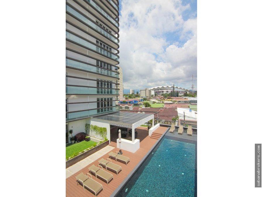 apartamento esquinero gran balcon via 74