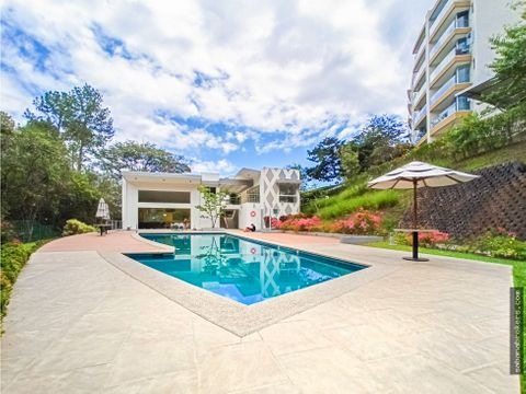penthouse bosques de escazu