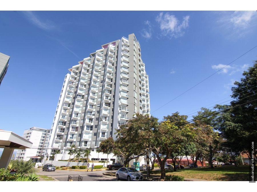 apartamento con linea blanca vista parque