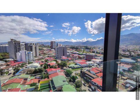 loft cosmopolitan tower vista espectacular piso 16