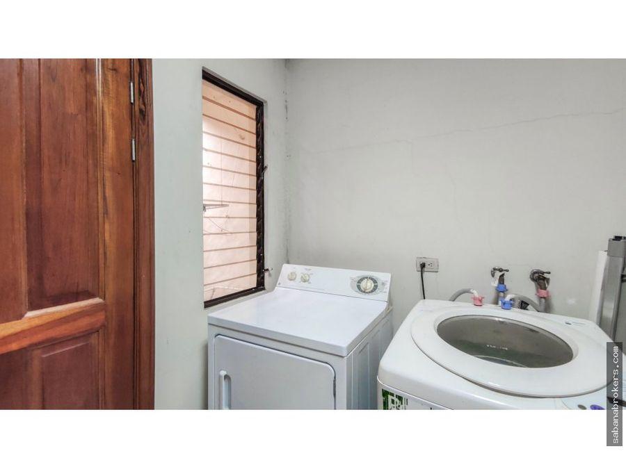 casa en condominio la paco escazu