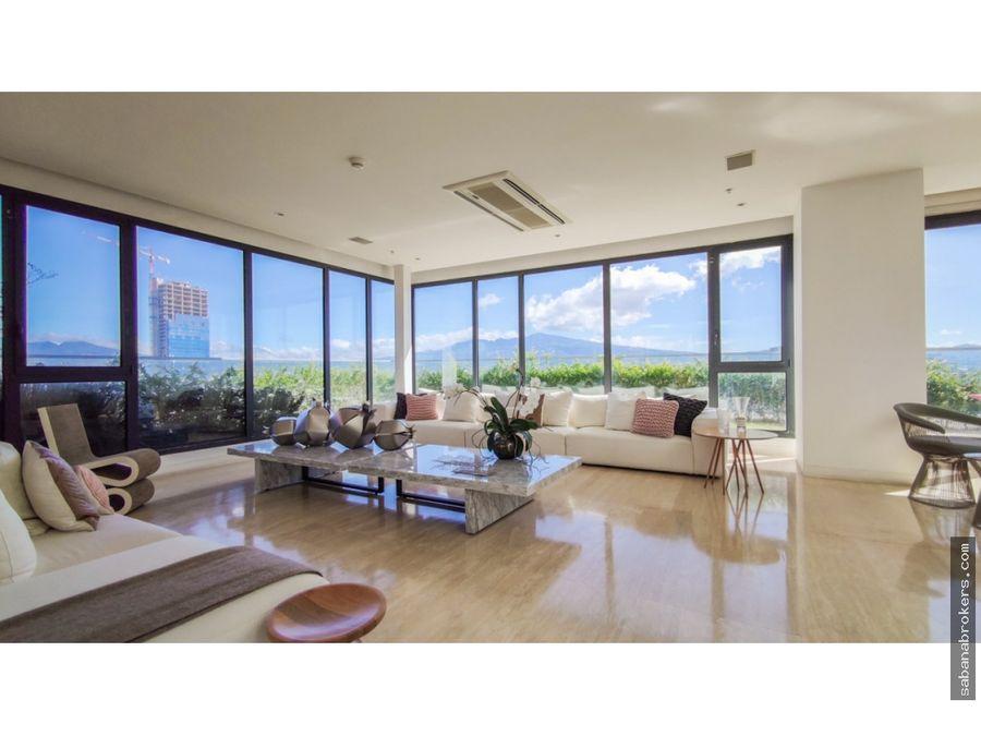 penthouse metropolitan tower triplex