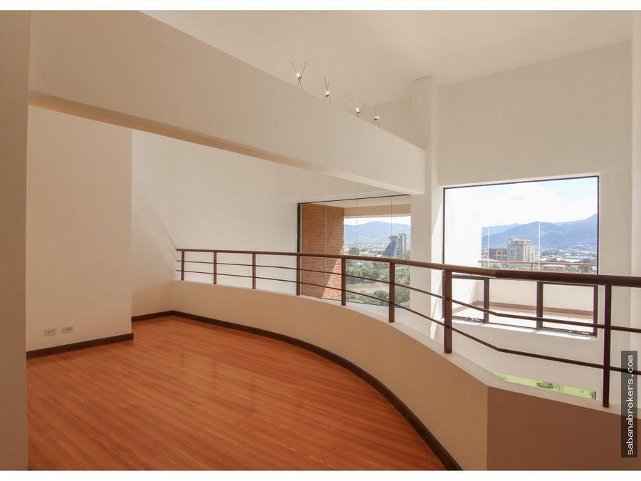 penthouse duplex torres del parque sabana norte