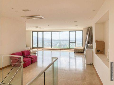 penthouse metropolitan triplex