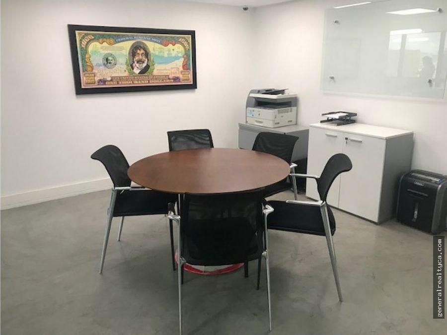 oficina en alquiler la castellana 237 m2