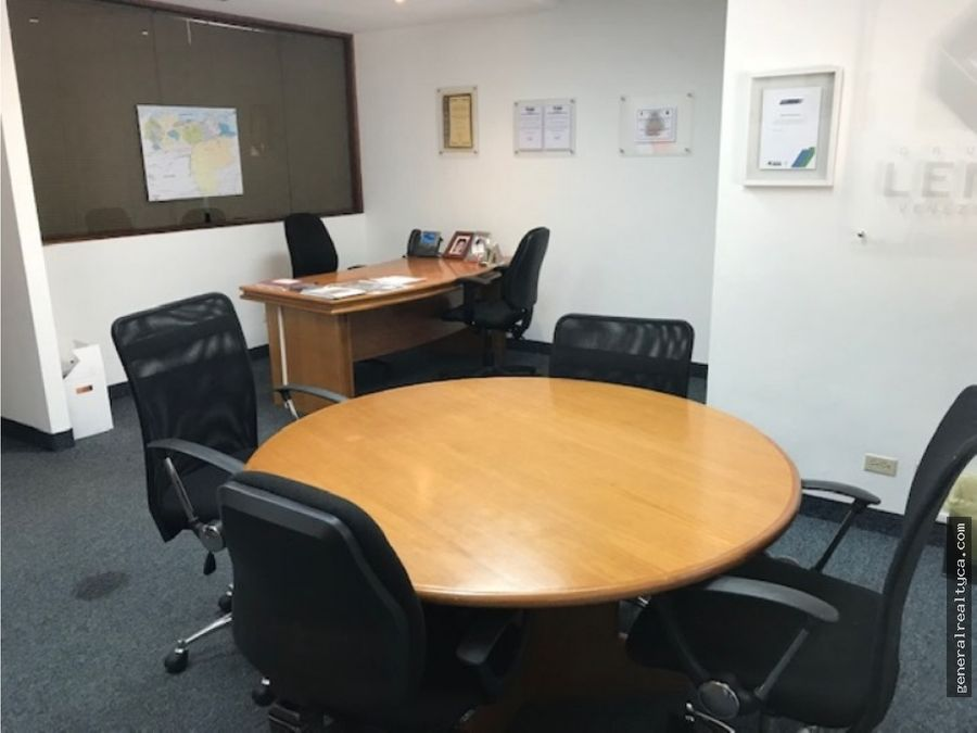 oficina en venta yo alquiler el rosal 276 m2