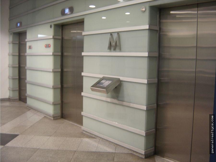 oficina en alquiler el rosal 500 m2
