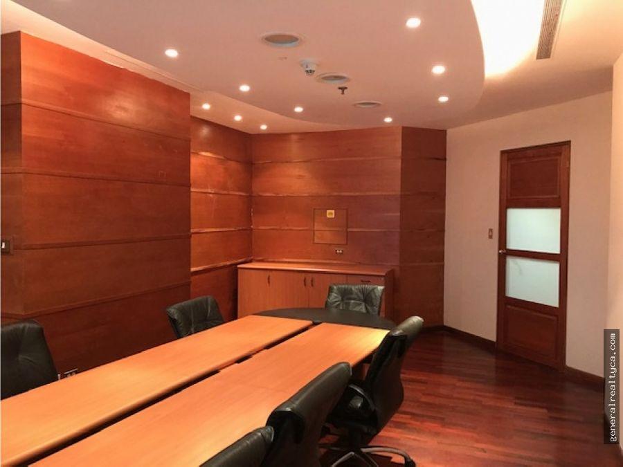 oficina en alquiler la castellana 400 m2