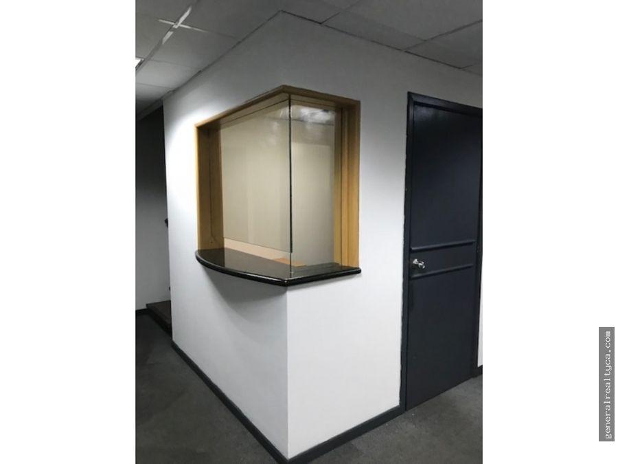 oficina en alquiler la castellana 984 m2