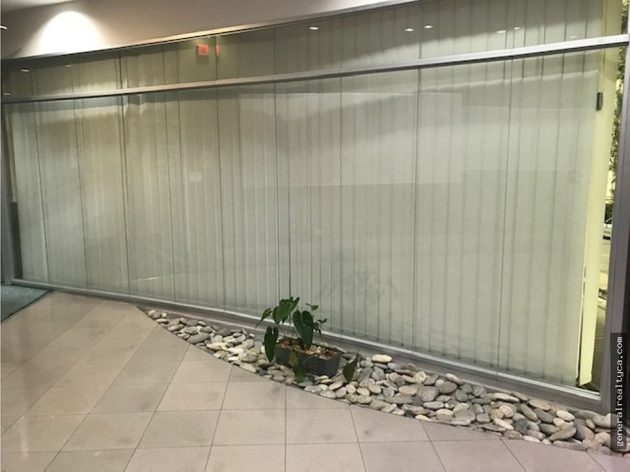 oficina en alquiler campo alegre 1511 m2