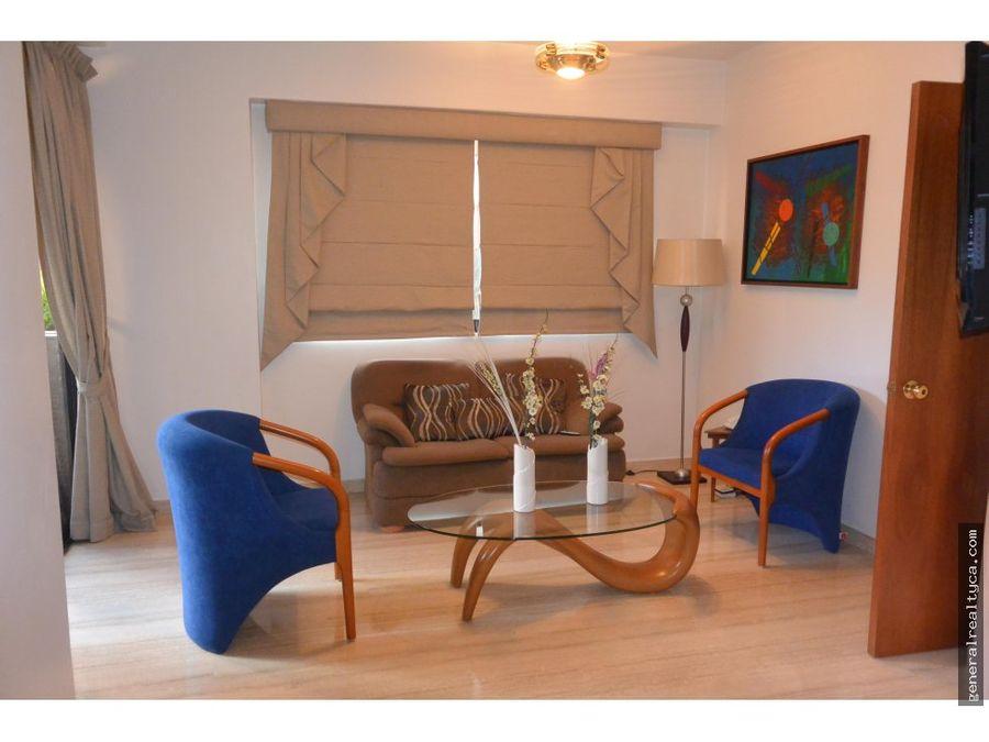apartamento en alquiler campo alegre 70 m2