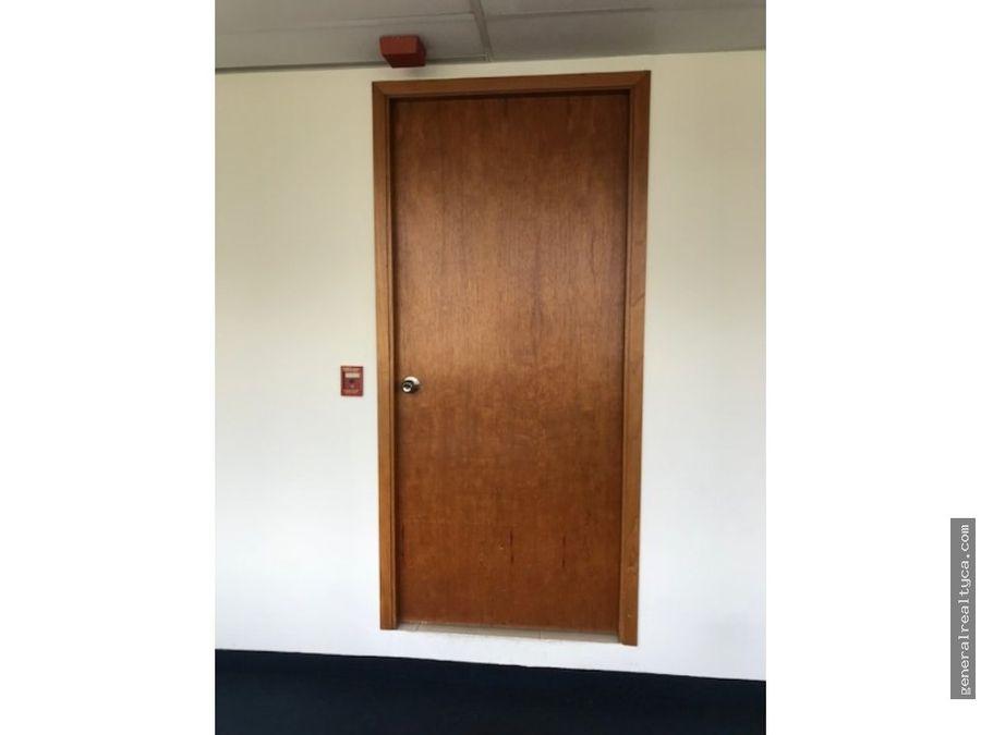 oficina en alquiler parque cristal 192 m2