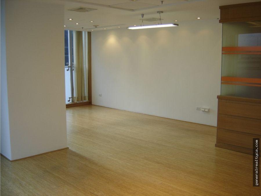 oficina en alquiler el rosal 540 m2