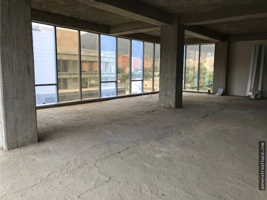 oficina en venta con financiamiento las mercedes 155 m2