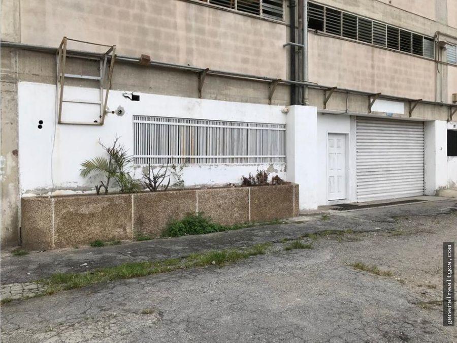 planta industrial en alquiler 600 m2 guaicay