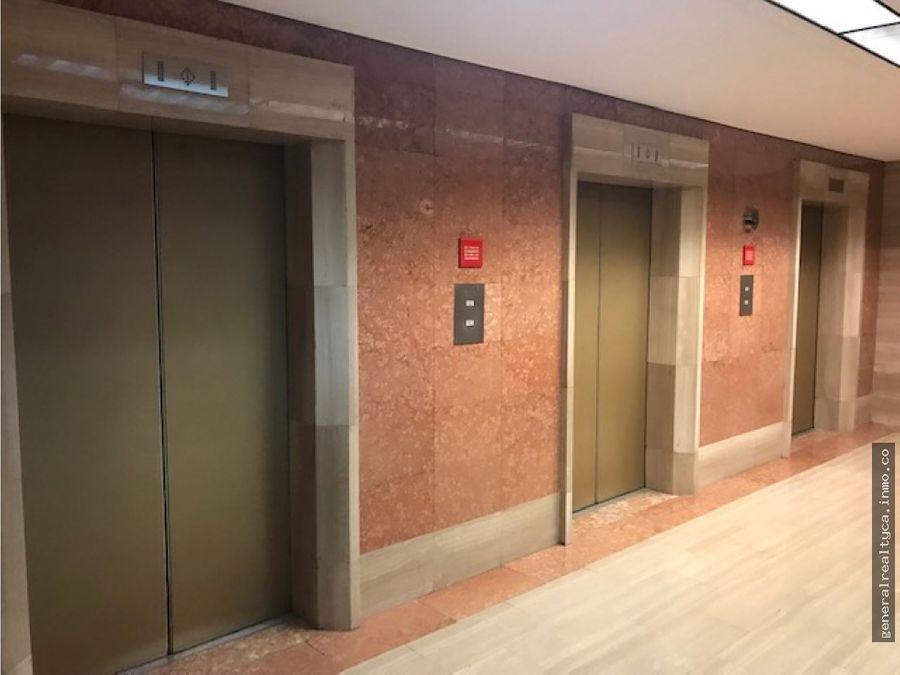 oficina en alquiler la castellana 80 m2