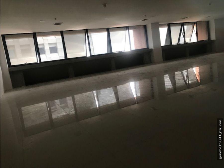 oficina en alquiler la castellana 127 m2