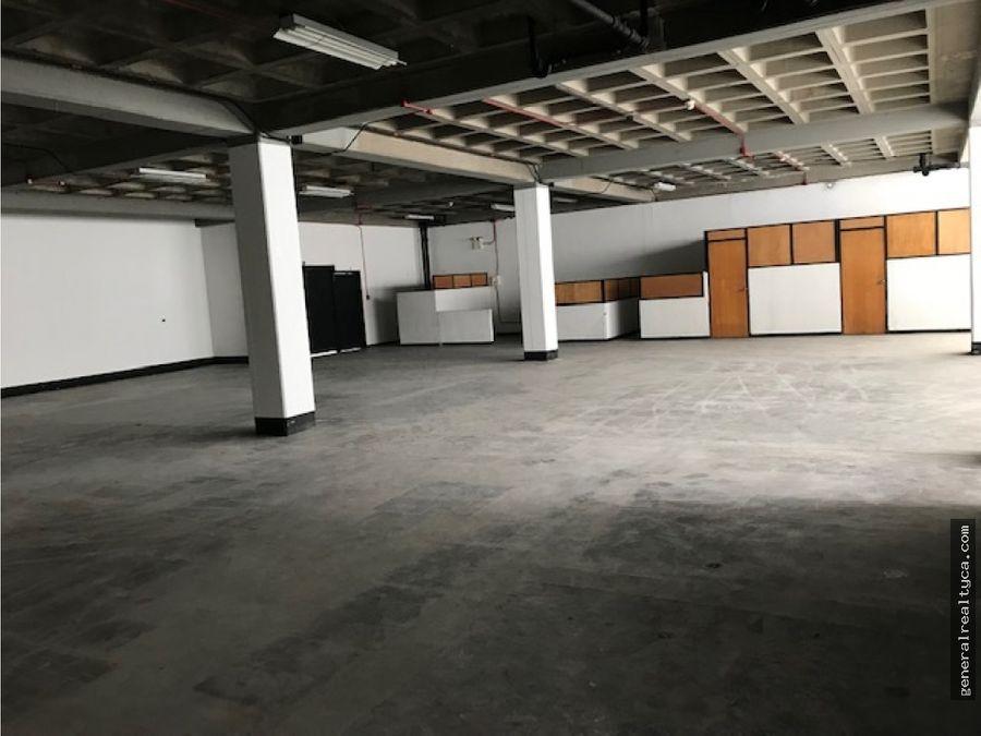 planta industrial en alquiler guaicay 314 m2