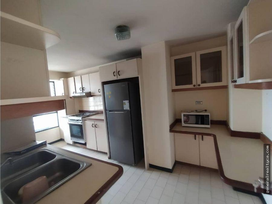 apartamento en alquiler chacao 80 m2