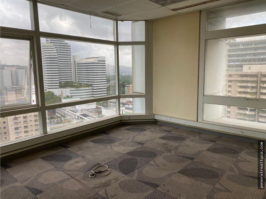 oficina en alquiler la castellana 115 m2