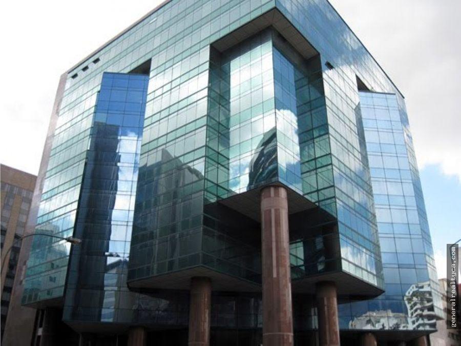 oficina en alquiler el rosal 122 m2