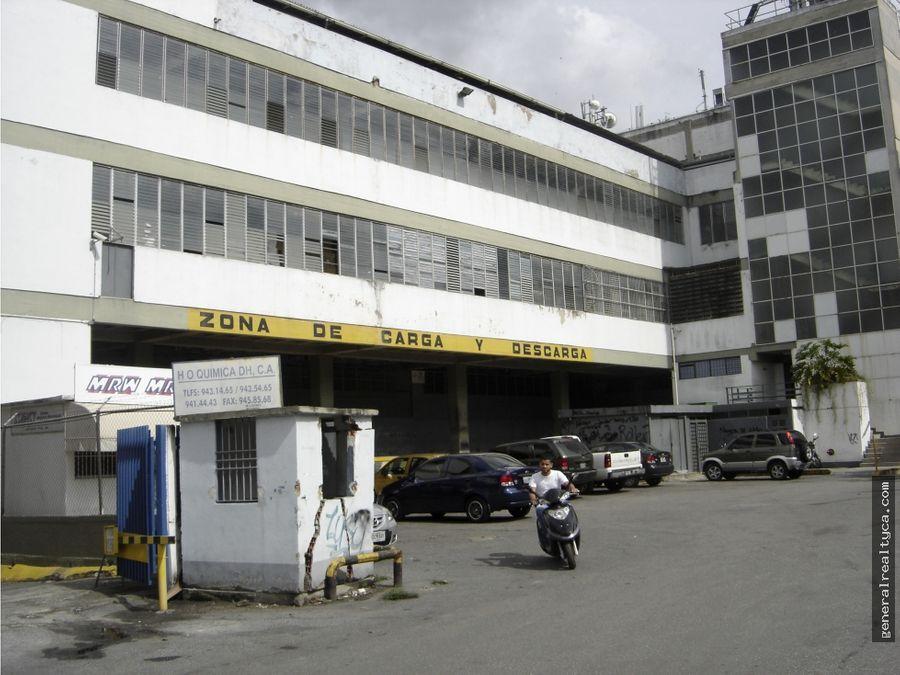 planta industrial en alquiler 400 m2 guaicay