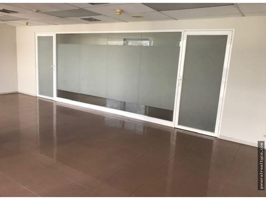 oficina en alquiler el rosal 400 m2