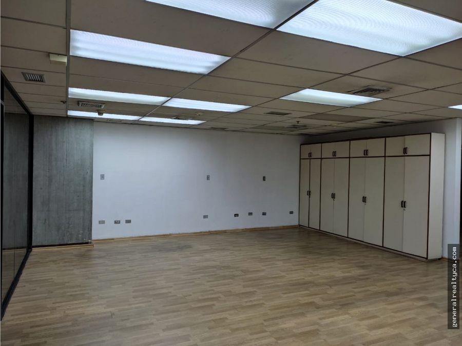 oficina en alquiler el rosal 127 m2