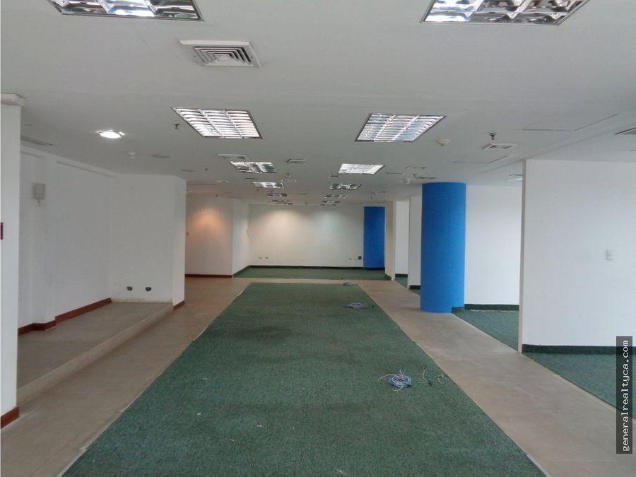 oficina en alquiler el recreo 230 m2