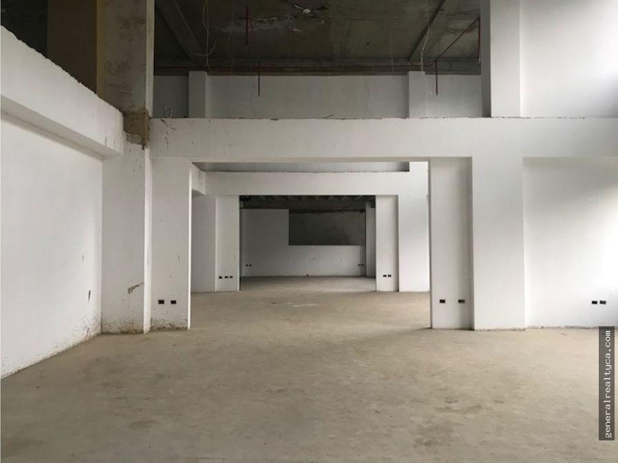 oficina en alquiler 940 m2 macaracuay