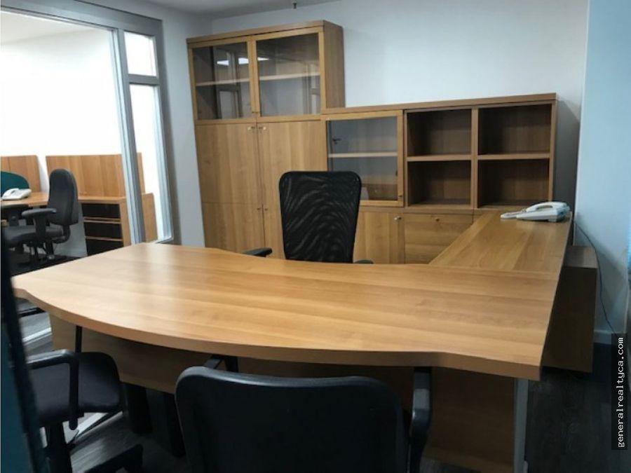 oficina en alquiler el rosal 64 m2