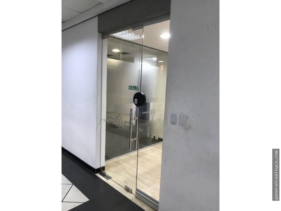 oficina en alquiler el recreo 242 m2