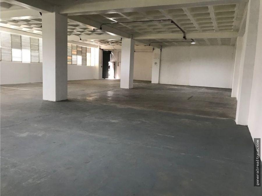 planta industrial en alquiler 385 m2 guaicay