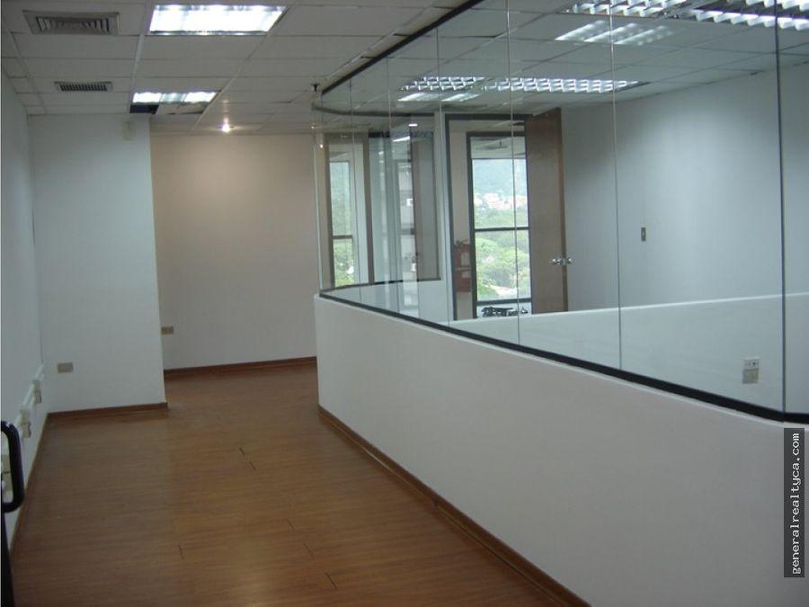 oficina en alquiler el rosal 204 m2