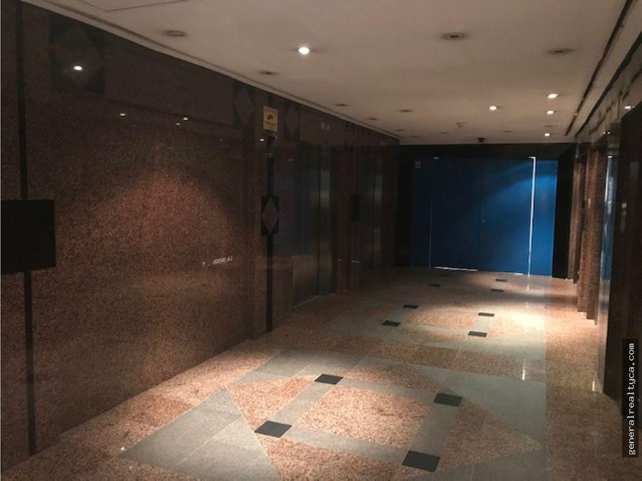 oficina en alquiler el rosal 1560 m2