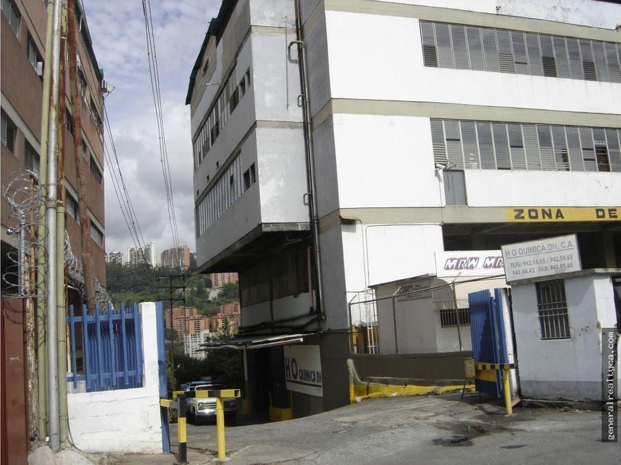 planta industrial en alquiler guaicay 265 m2