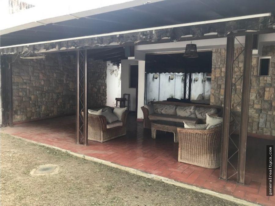 casa para remodelar en venta lomas de chuao 260 m2
