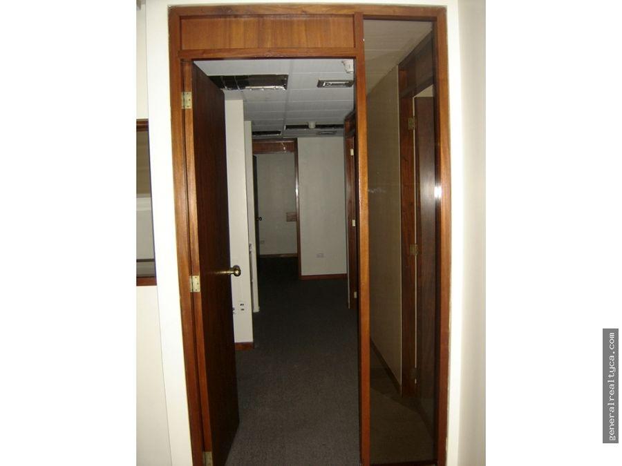 oficina en alquiler campo alegre 69 m2