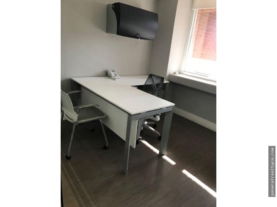 oficina en alquiler la castellana 123 m2