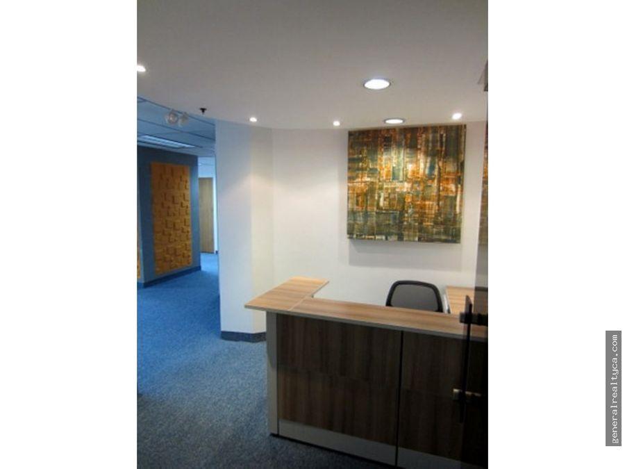 oficina en venta yo alquiler campo alegre 125 m2