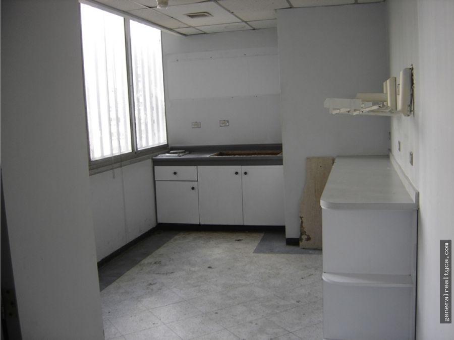 oficina en alquiler el rosal 89 m2