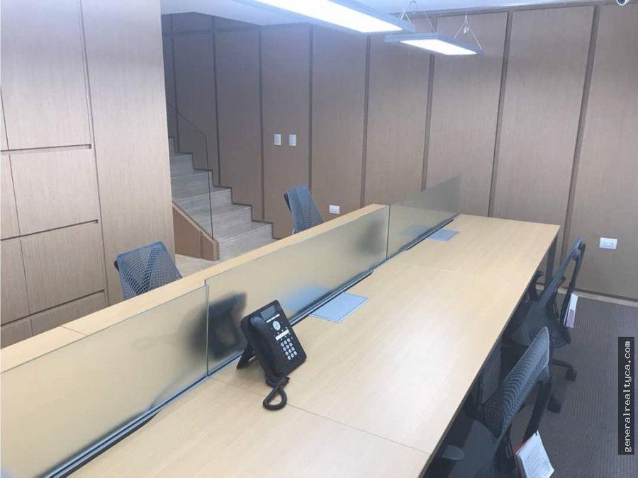 oficina en alquiler 112 m2 las mercedes